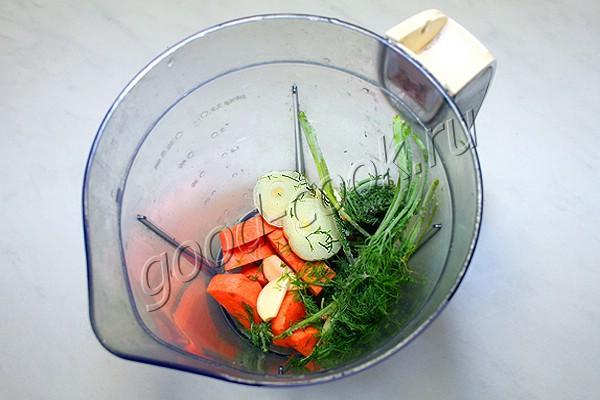 морковные оладьи (солёные)