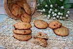 творожно-овсяное печенье