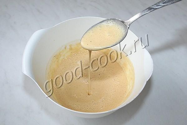 австрийский маково-ореховый пирог (без муки)