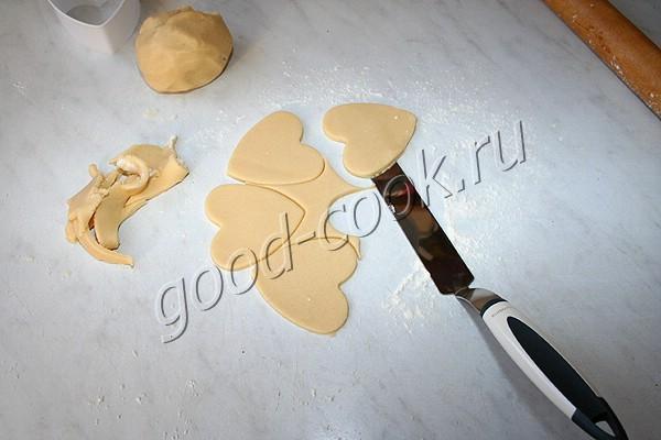сахарное печенье под роспись