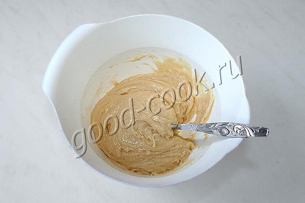 ореховое печенье (на растительном масле)
