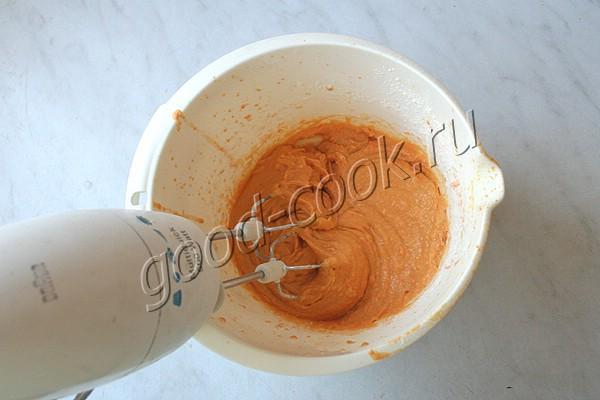 морковные капкейки с лимонной начинкой