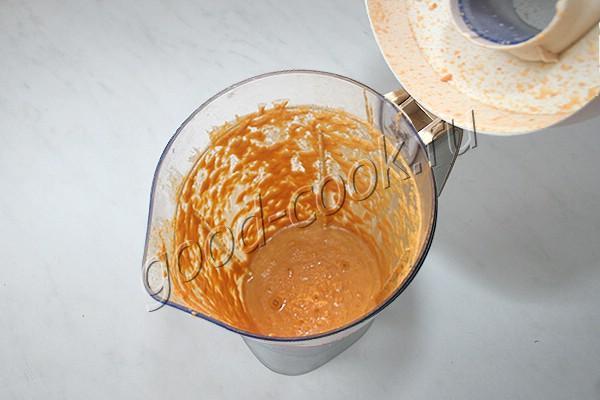 """морковный кекс """"Пасхальный венок"""""""