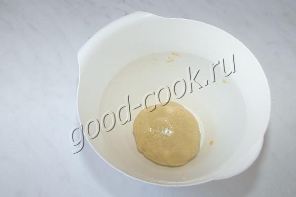 медовое печенье на рисовой муке