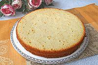 полубисквитное масляное тесто на молоке
