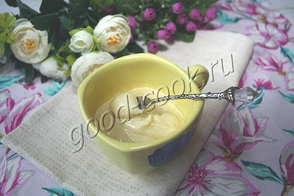 глазурь из сухого и сгущённого молока
