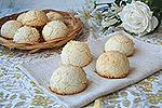 кокосовое печенье из трёх ингредиентов