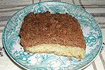 пирог с шоколадным штрейзелем