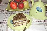 торт Пражский (полосатый)