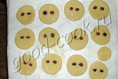 крепкие масляные печенья