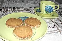 Сахарно-масляное печенье