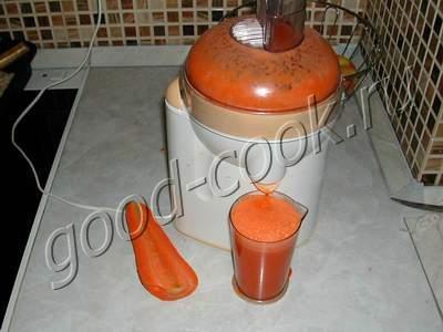 овсяный кекс на морковном соке