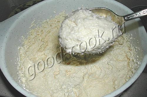 густой крем на манке
