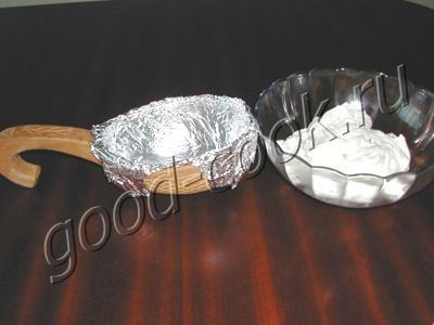 торт Пасхальное яйцо
