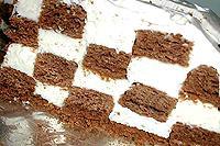"""торт """"Шахматный"""" - 2"""