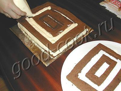 торт Шахматный - 2