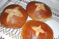 пасхальные ореховые булочки