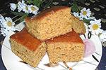 карамельно-лимонный пирог