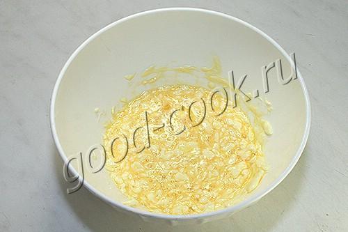 сметанное тесто