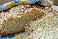 хлеб с кабачками и луком