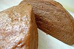 шоколадное дрожжевое тесто