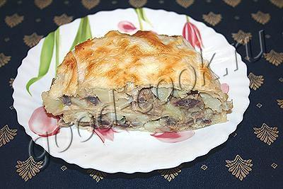 пироги из лаваша