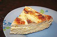 пирог из лаваша с сыром