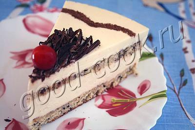 рецепт торта медовик залитого шоколадом с фото