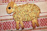 пасхальный барашек-8 (с вермишелью)
