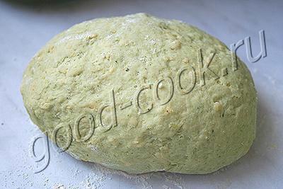 булочки с сыром и брокколи
