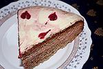 сливовый торт Ната