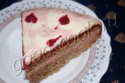 """сливовый торт """"Ната"""""""