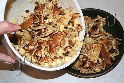 рецепт сладких толстых блинов