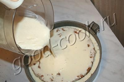 торт орехово-изюмный