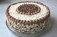 шоколадный торт (по австрийским мотивам)