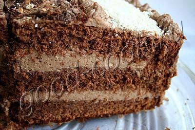 Рецепт Шоколадный Торт Со Сметанным Кремом.   от edimdoma.ru ...   267x400