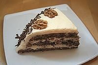 "Ореховый торт ""Ксюша"""