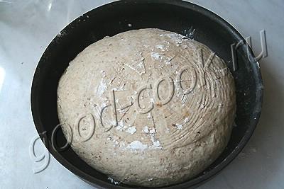 хлеб на квасной гуще