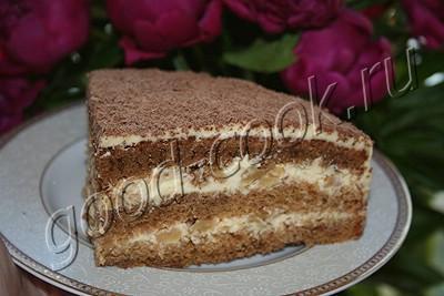 "торт ""Эсмеральда"""