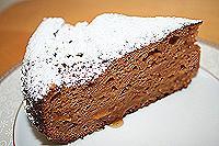 пирог с творогом и вареным сгущенным молоком
