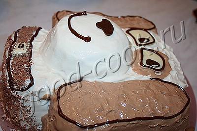 """торт """"Щенок"""""""
