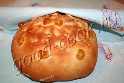традиционный рождественский фруктовый хлеб