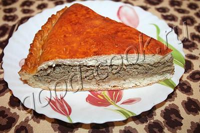 рецепт начинки для пирожков из гречневой каши с печенью
