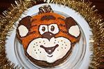 торт Тигрёнок