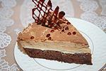 торт Кофейно-сливочный соблазн