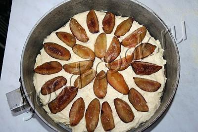 сливовый пирог (классический)