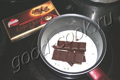 сладкая колбаса с шоколадом и халвой