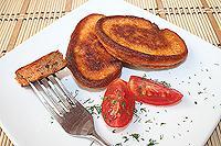 помидорные оладьи