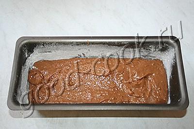кекс медово-апельсиново-шоколадный
