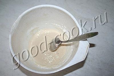 свекольные масляные булочки с чесноком